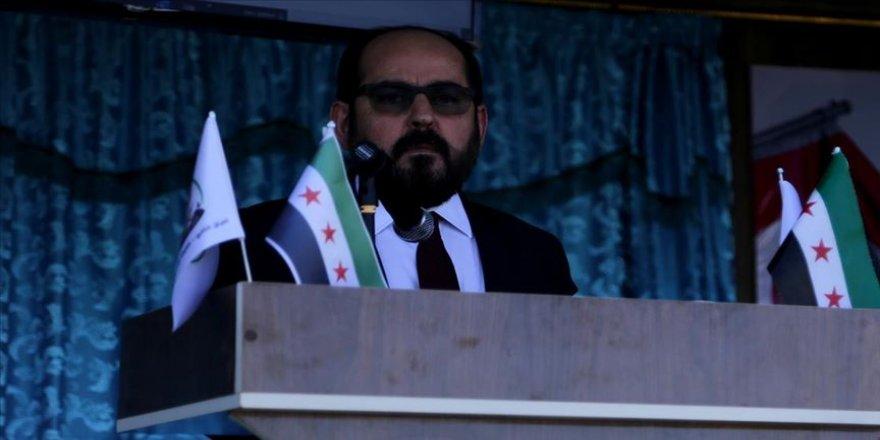 Suriye Geçici Hükümeti Başkanı Mustafa: Rejimin yakıt ve ekmek kriziyle baş edecek gücü yok