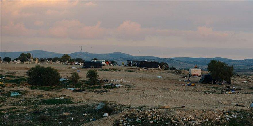 İsrail, Filistin köyü Arakib'i 179'uncu kez yıktı