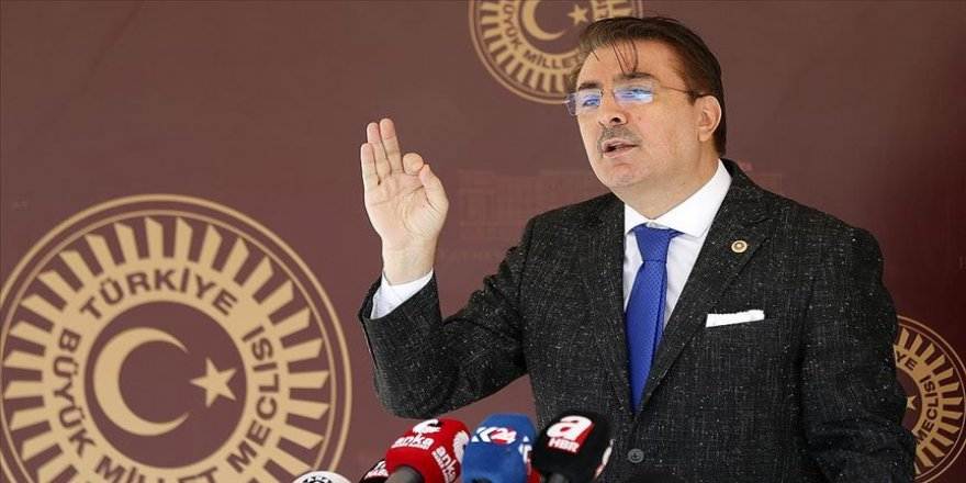 AK Parti'li Aydemir:Dağlık Karabağ'ın yeniden Azerbaycan'ın hükümranlığı altına girmesi için ne gerekiyorsa yapılacaktır
