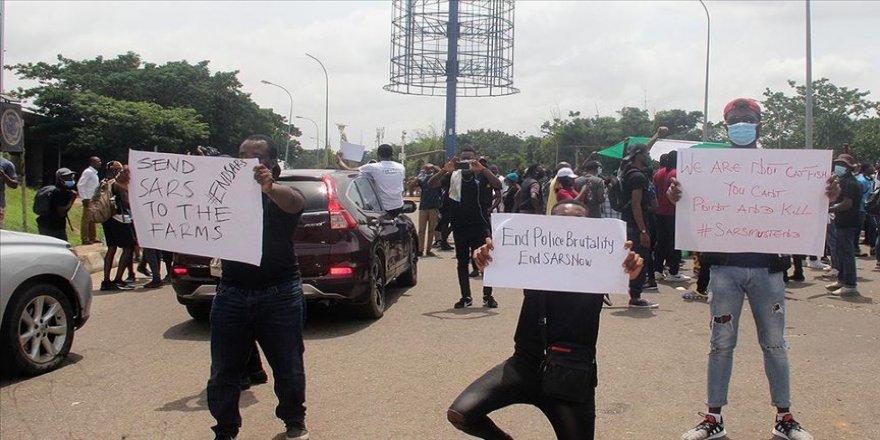 Nijerya'daki SARS karşıtı protesto eylemlerinde iki haftada 54 kişi öldü