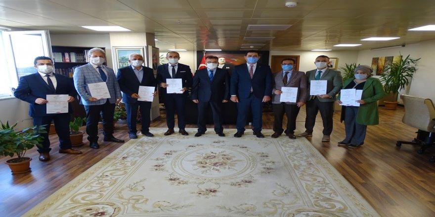 Çayırova'da 8 okul daha 'Okulum temiz belgesi aldı'