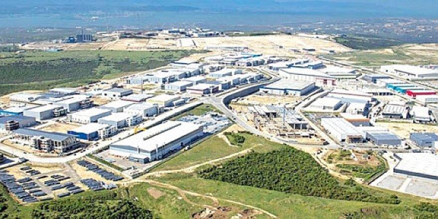 Gebze İcra Dairesi Müdürlüğü'nden verilen ilana göre,dev fabrika icralık oldu