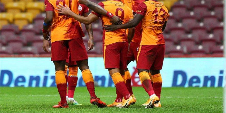 Galatasaray Erzurum deplasmanında
