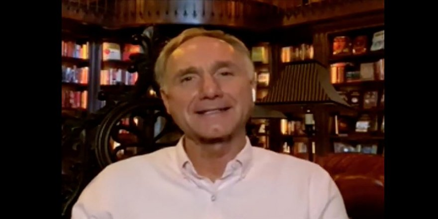 Dan Brown: Dünyada en sevdiğim şehir İstanbul
