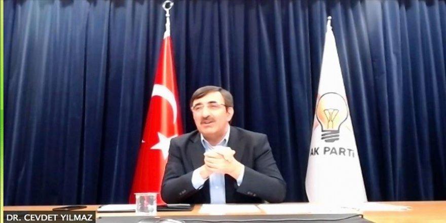 AK Parti Genel Başkan Yardımcısı Yılmaz 'SCO+' forumuna katıldı