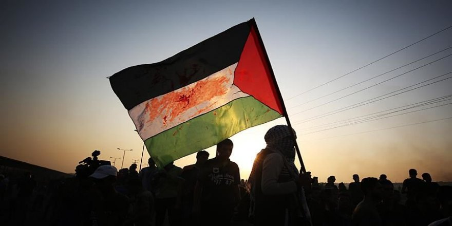 Endonezyalılar hükümetin 'Filistin' sorununda taviz vermemesini istiyor