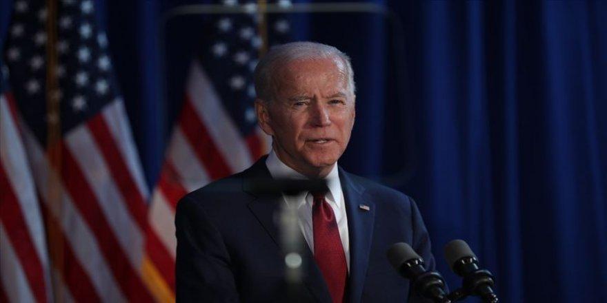 ABD başkanlığı için yarışan Biden, ücretsiz Kovid-19 aşısı sözü verdi