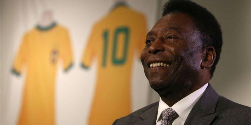 Brezilyalı efsane futbolcu Pele 80 yaşında