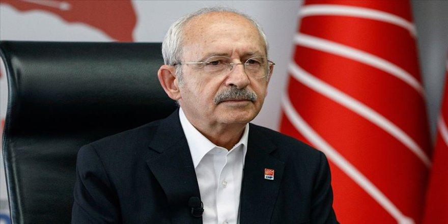 """Kılıçdaroğlu'ndan İmamoğlu'na """"geçmiş olsun"""" telefonu"""