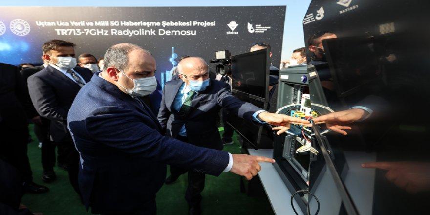 Yerli ve milli 5G şebekesi projesinin kritik bileşeni radyolink başarıyla test edildi