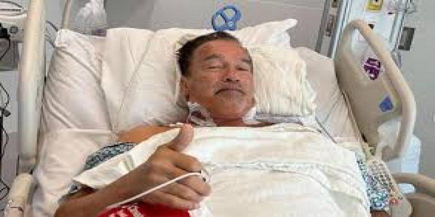 Arnold Schwarzenegger kalp ameliyatı geçirdi!
