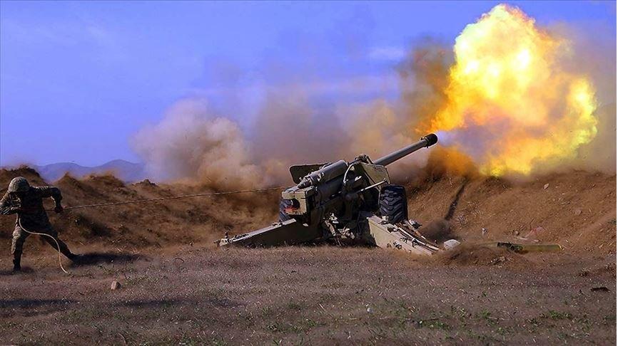 Azerbaycan ordusu kontrol edilen alanları daha da genişletti