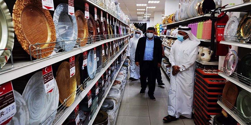 Katar'daki büyük marketler zinciri Türk ürünlerine destek kampanyası başlattı