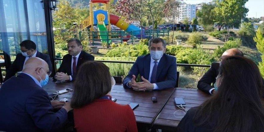 Milli Eğitim Bakanı Selçuk: Mesleki eğitimde şehre özgü model üzerinde çalışıyoruz