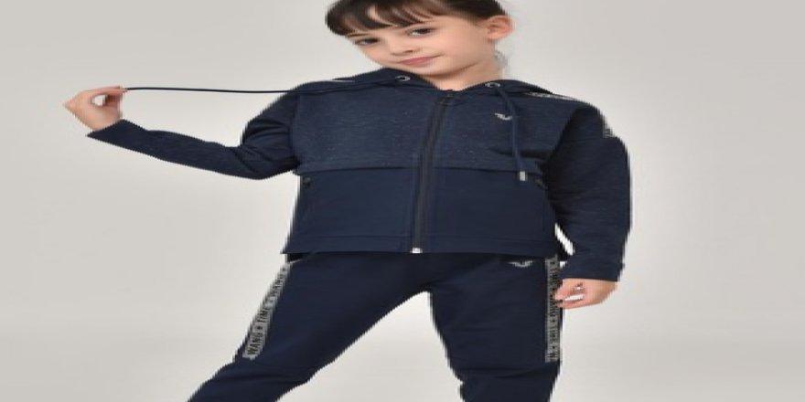 Kız Çocuk Eşofman Takımı Rahatlığı