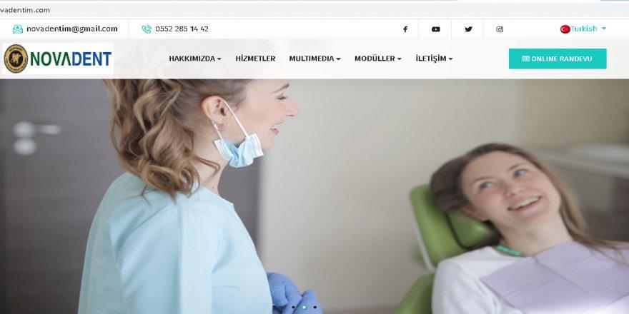 Novadent Diş 'ten Online Randevu Hizmet
