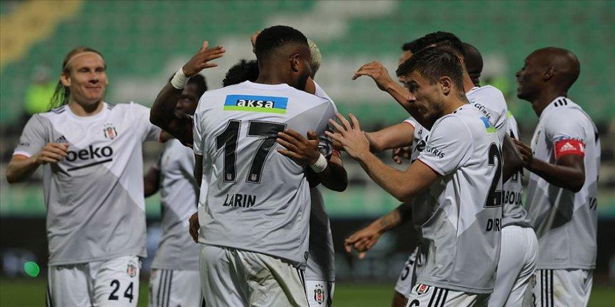 Beşiktaş lige Denizlispor galibiyetiyle döndü