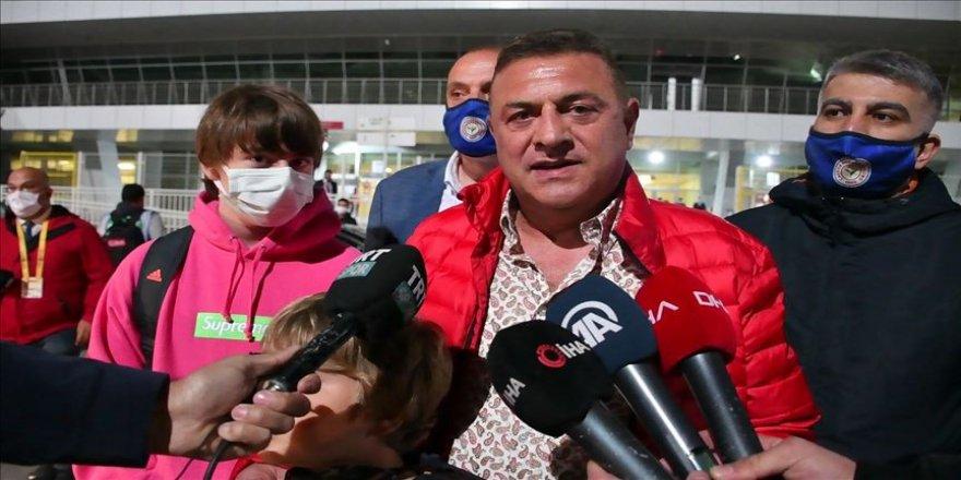 Çaykur Rizespor Kulübü Başkanı Hasan Kartal: Bu galibiyet bizim için çok önemli bir galibiyetti