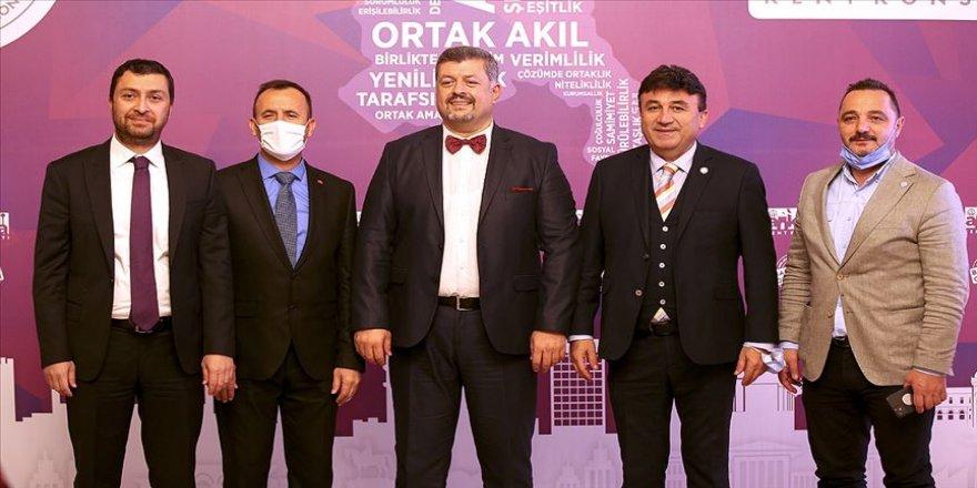Ankara Kent Konseyi Uluslararası Katılımcılık Altın Madalyası aldı