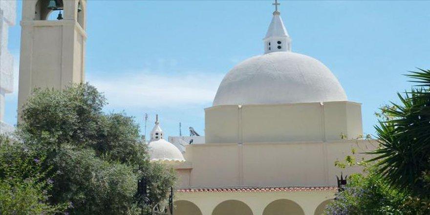 Namık Kemal'in Rodos'ta yaptırdığı cami ve mektepler yok edildi