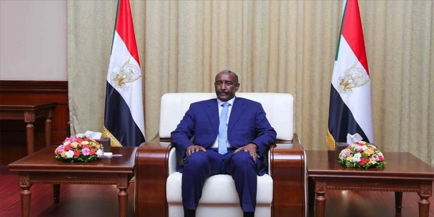 Sudan Egemenlik Konseyi Başkanı el-Burhan: Yasama Meclisi kurulmadan İsrail'le tam normalleşme gerçekleştirilemez