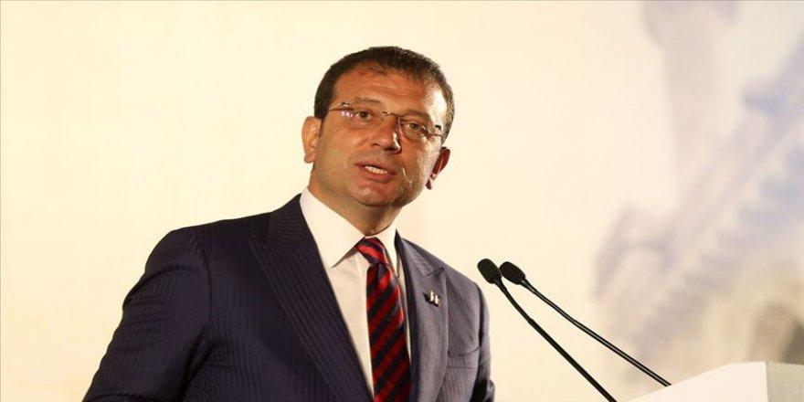 Tedavisi süren İmamoğlu: Mecidiyeköy-Mahmutbey Metro Hattı 10 gün ücretsiz olacak