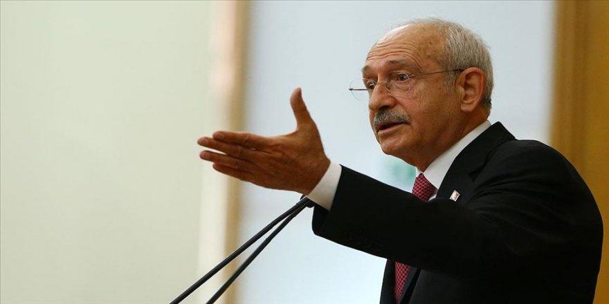 CHP Genel Başkanı Kılıçdaroğlu: Teröre karşı hep beraber ortak duruş sergilemek zorundayız