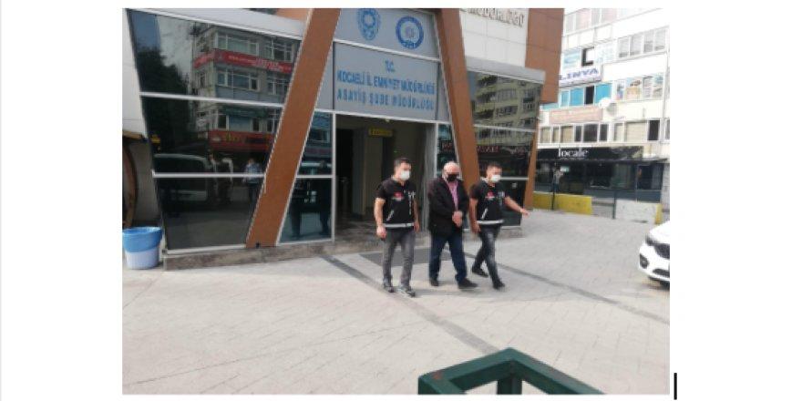 Gebze'de Oto Hırsızlığı yapan şahıslar yakalandı