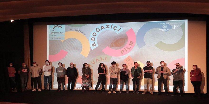 8. Boğaziçi Film Festivali'nde ulusal yarışma filmlerine seyirciden büyük ilgi