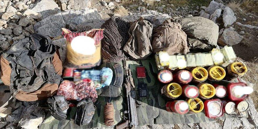 Van'da terör örgütü PKK'ya yönelik 'Yıldırım-10' operasyonu