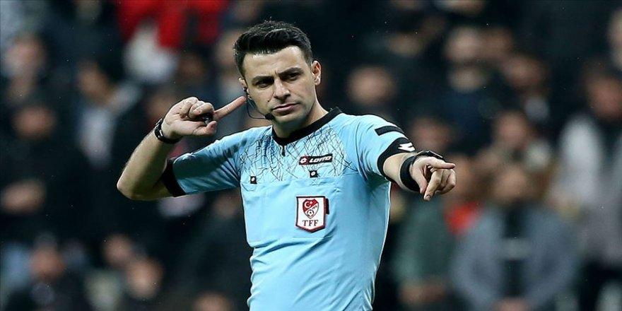 Süper Lig'de 7. hafta maçlarının hakemleri açıklandı