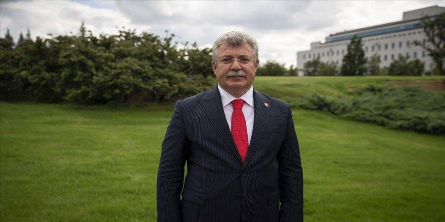 Kovid-19'u 58 günde yenen AK Parti'li Akbaşoğlu: Nefes alıp vermemizin kadrini iyi idrak edelim