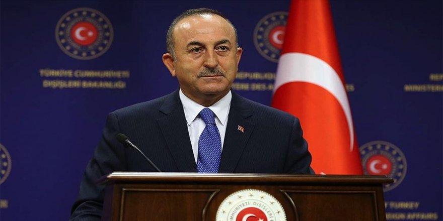 Dışişleri Bakanı Çavuşoğlu: Charlie Hebdo soruşturmasına ilişkin diplomatik ve hukuki süreci takip edeceğiz