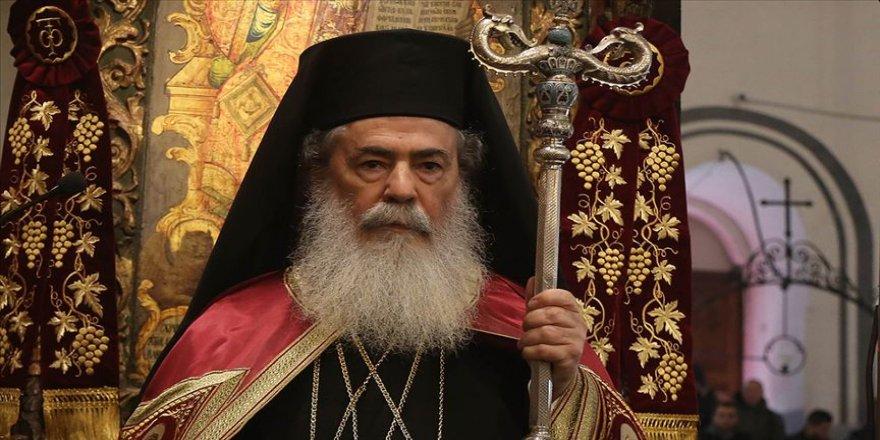 Kudüs Rum Ortodoks Kilisesi Patriği, İslam'a hakaret edilmesini kınadı