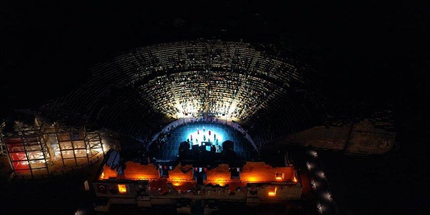 CSO'dan Patara Antik Tiyatrosu'nda Cumhuriyet Bayramı Konseri