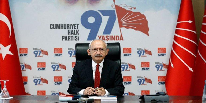 CHP Genel Başkanı Kılıçdaroğlu: Ülkemizde adalete olan susuzluğu geniş bir mutabakatla gidereceğiz