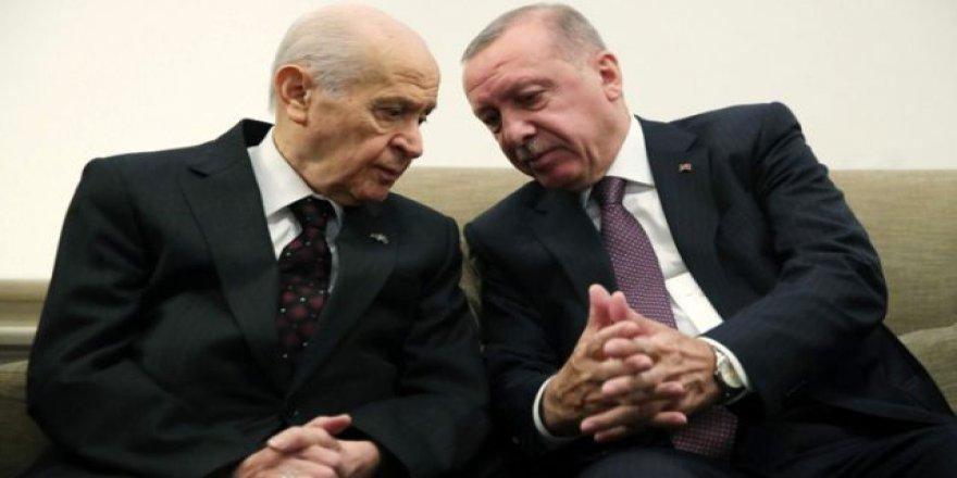Erdoğan'dan Bahçeli'nin başlattığı askıda ekmek kampanyasına ilginç yorum