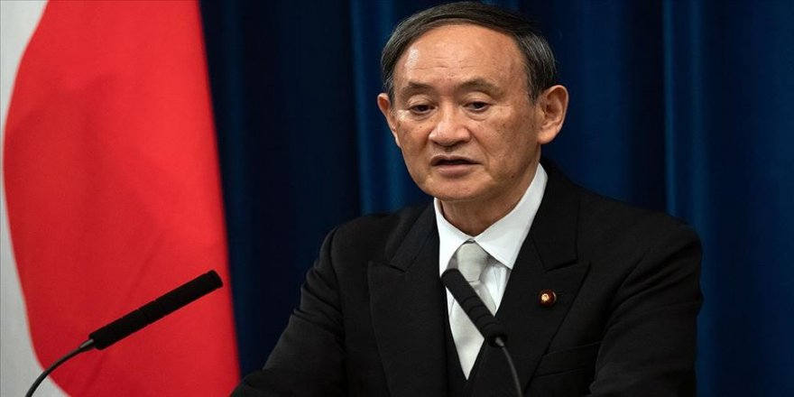Japonya Başbakanı Suga: Çin ile ilişkilerde kararlılık oldukça önemli