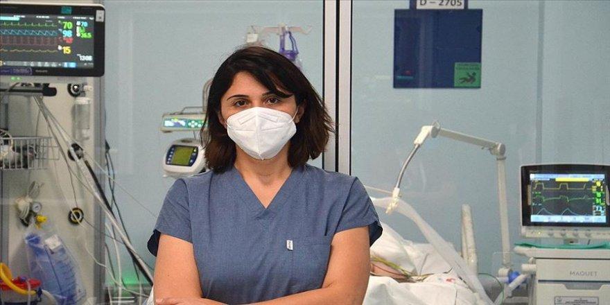 'Hastalar, 'Ben ölmek istemiyorum, beni kurtarın' diyorlar'