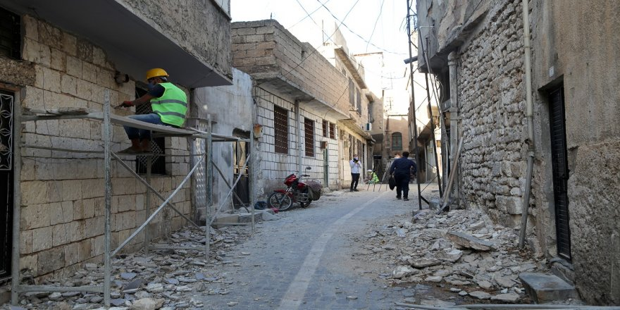 Tarihi 'Urfa sokakları' turizme kazandırılıyor