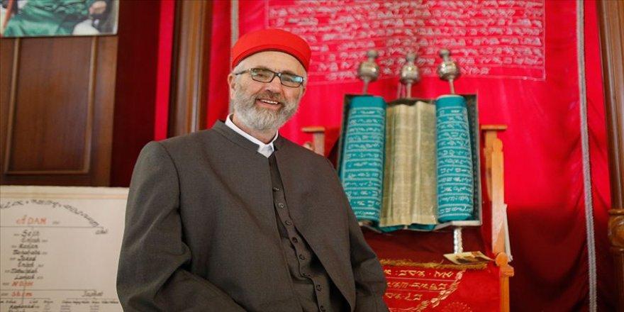 Samiri Yahudi Hahamı: İslam peygamberine hakaret eden herkes Allah'ın gazabına duçar olur