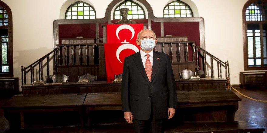 CHP Genel Başkanı Kılıçdaroğlu: Cumhuriyetimizi demokrasiyle taçlandırmak zorundayız