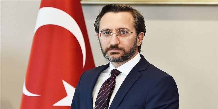 Cumhurbaşkanlığı İletişim Başkanı Altun: Hepimizin huzurla yaşayacağı evimizdir Cumhuriyet