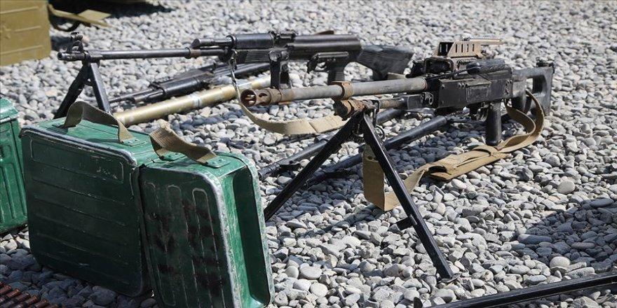 Ermenistan'ın son 5 yılda aldığı silahların yüzde 94'ü Rusya'dan