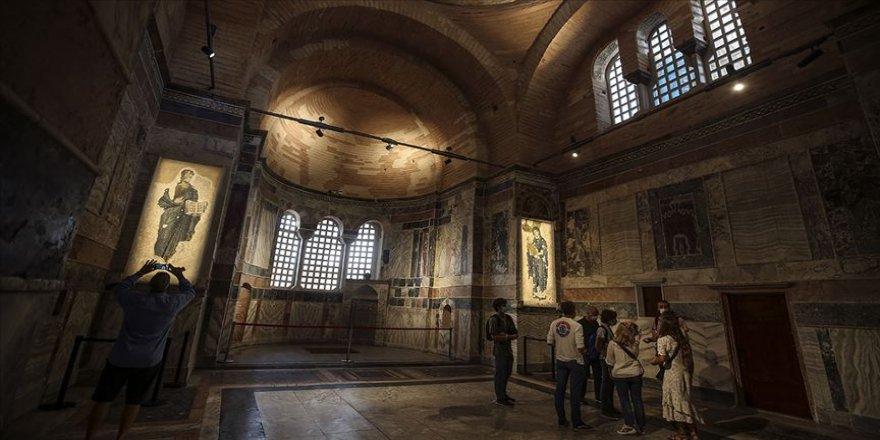 Kariye Camisi'nin açılışı ertelendi