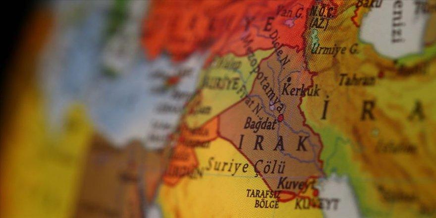İran'dan Irak'ın Erbil kentinin sınır bölgelerine topçu ateşi
