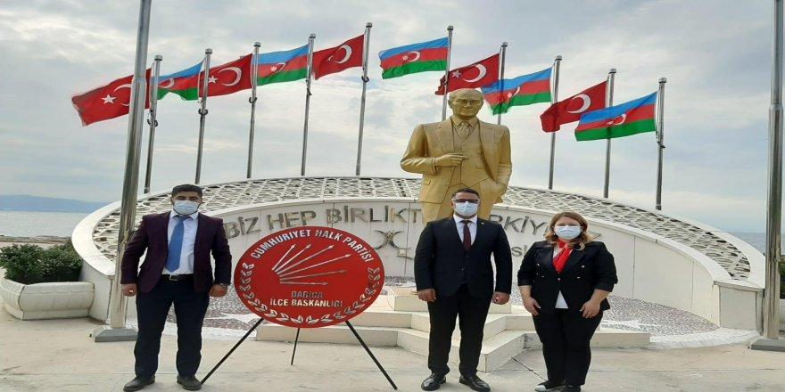 CHP Darıca'da 29Ekim çoşkusu