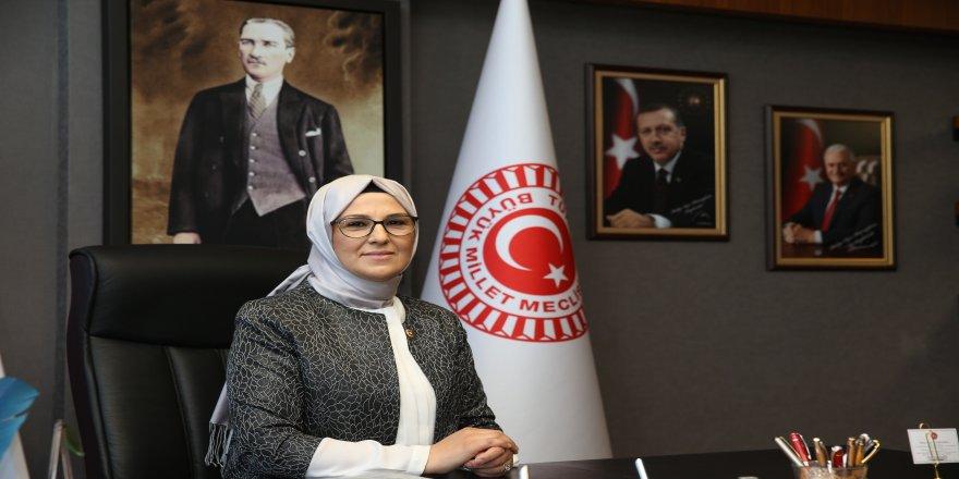 AK Parti Kocaeli Milletvekili Radiye Sezer Katırcıoğlu'dan açıklama