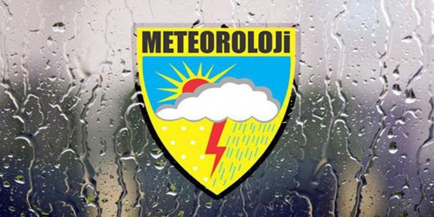 Meteoroloji 9 ilimizi sarı kod ile uyardı !
