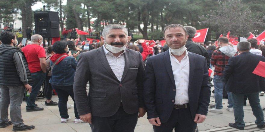 Gebze'de CHP 29 Ekim'i coşkuyla kutladı